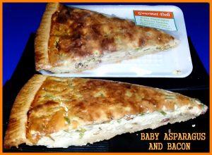 baby asparagus bacon gourmet deli