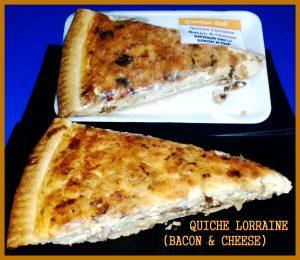 loraine bacon cheese gourmet deli
